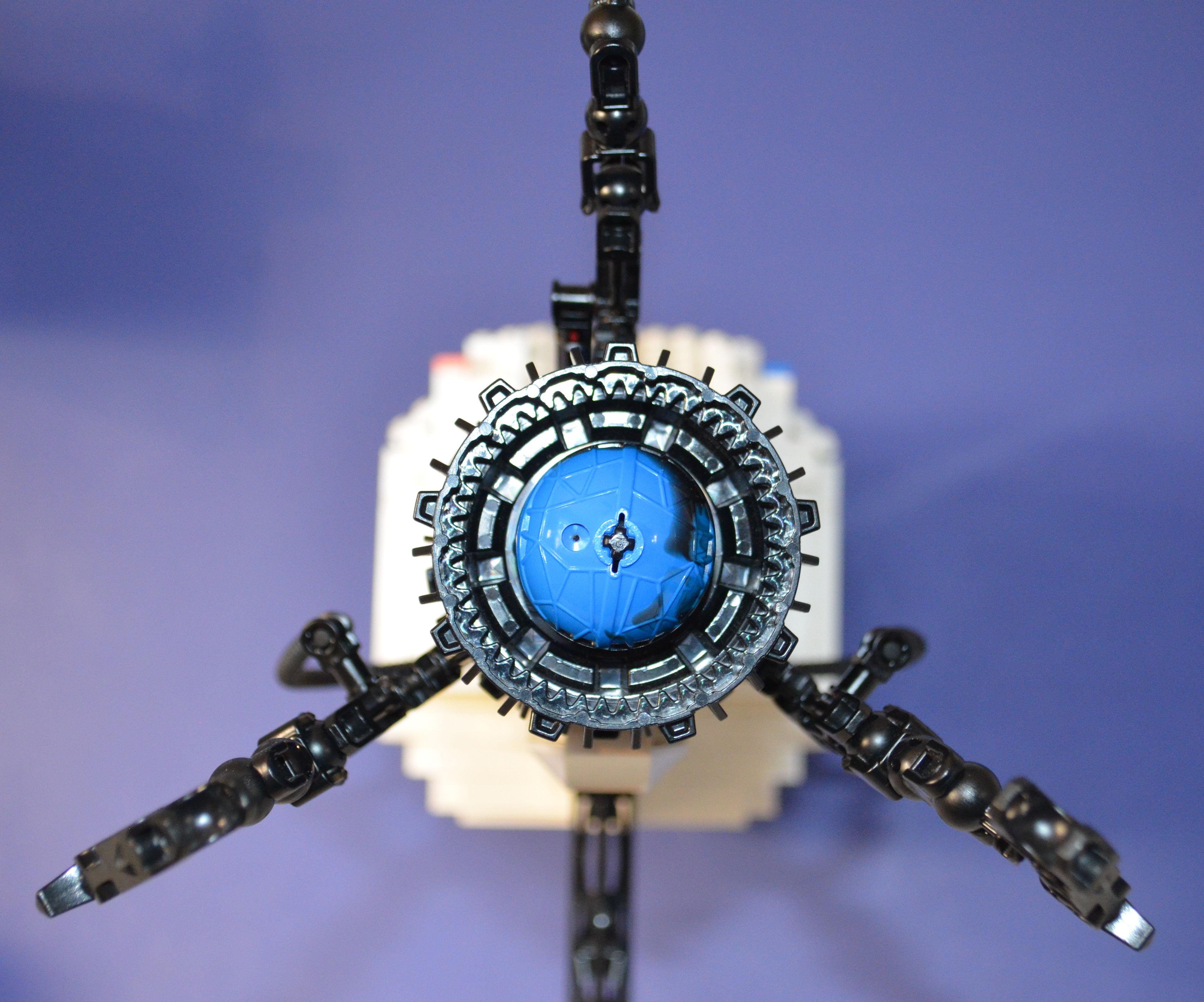 Lego portal gun/ASHPD