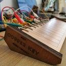 """CLAVIER MIDI """"COPPER KEY by Berru"""