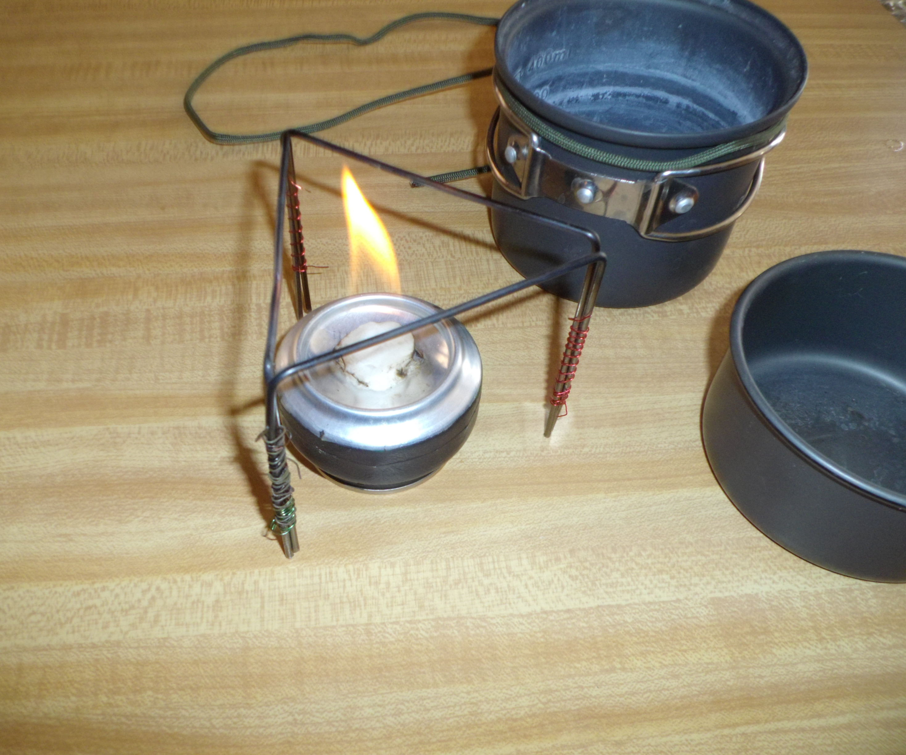 All In One Stove