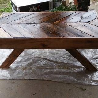 Barn-wood Coffee Table