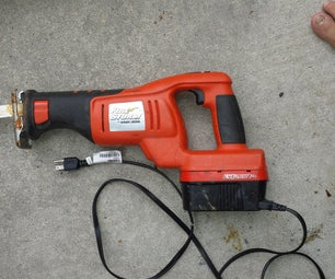 Tired of Dead Batteries in Your Cordless Tools? Me Too! So Let's Hack Away!!