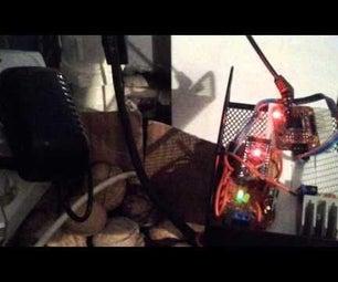 Voice Control of Radio Sockets