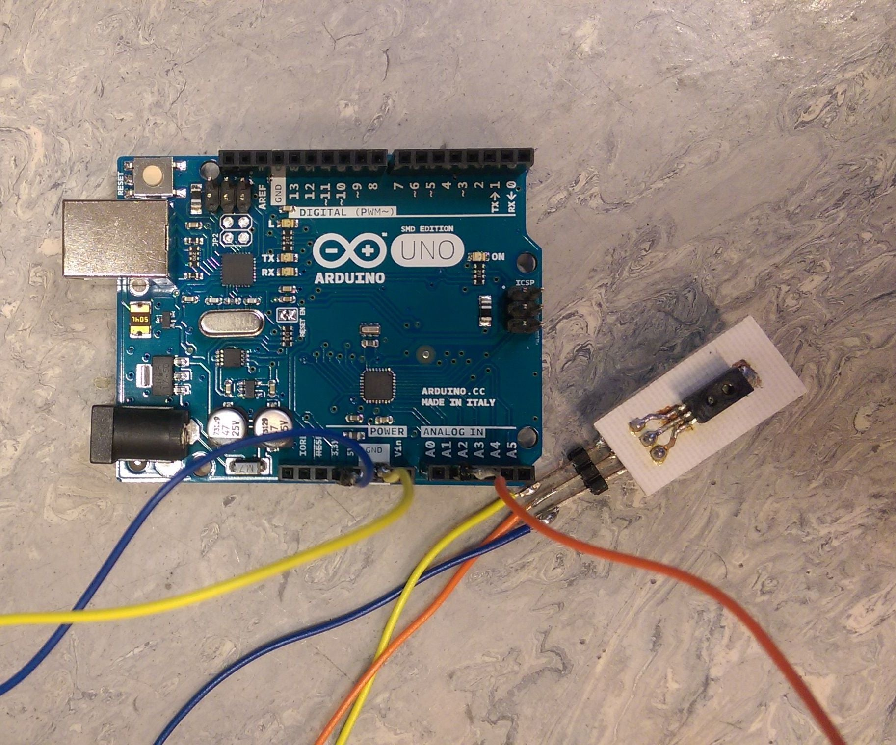 Diybigworld CJMCU-1101 HS1101 Humidity Sensor Relative Humidity Sensor