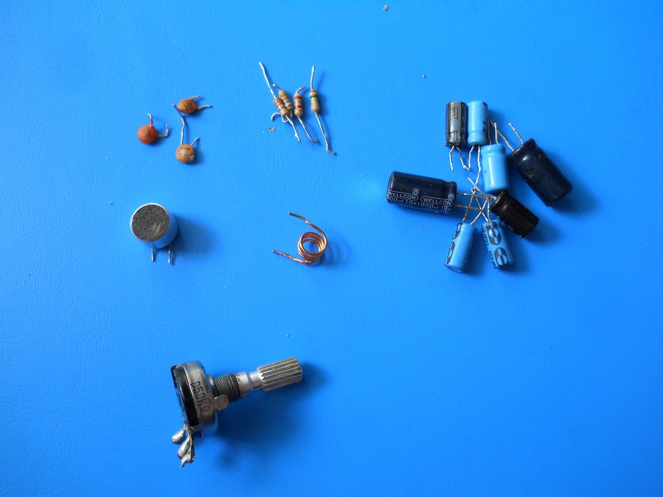 Salvaging Components