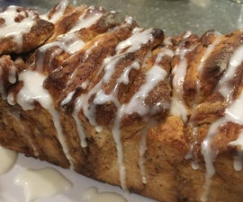 Cinnamon Stack Loaf