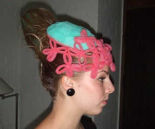 How to Make a Hat Out of Sponges