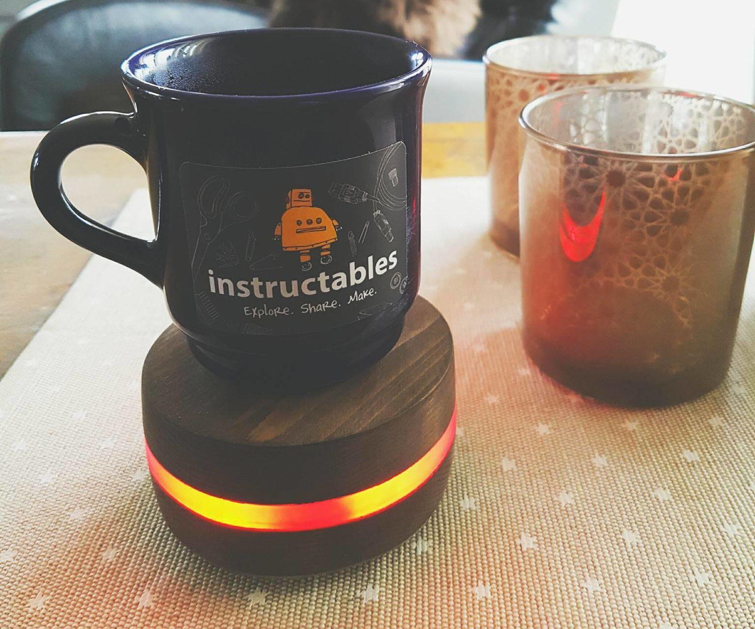 DIY Hot Beverage Monitor