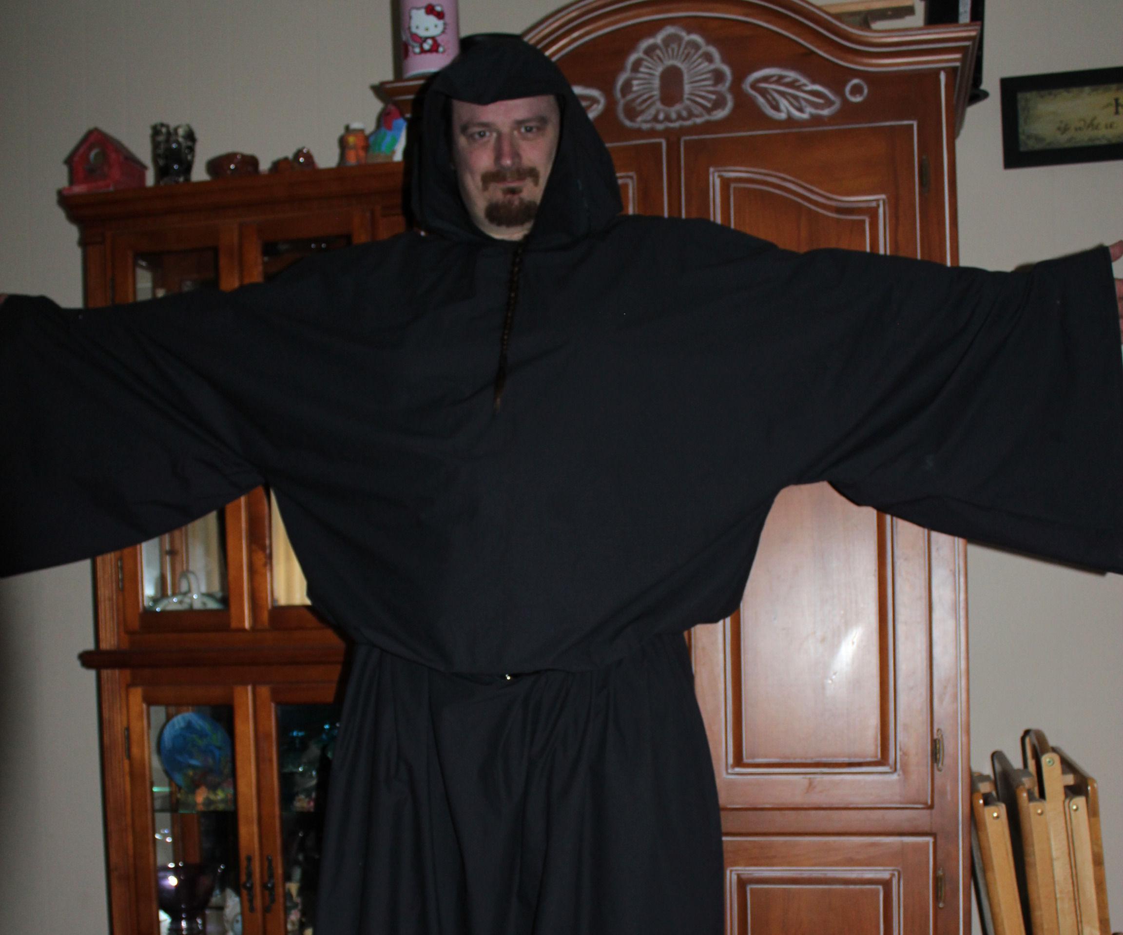 Easy Wizard Robe