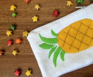 Pineapple Pouch!