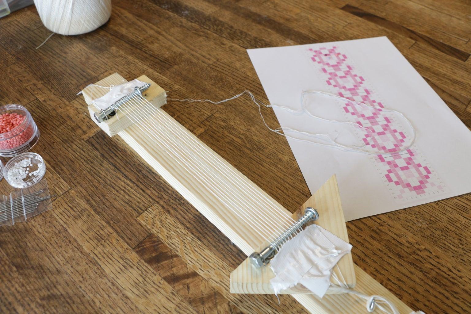 Materials for Loom & Bracelet