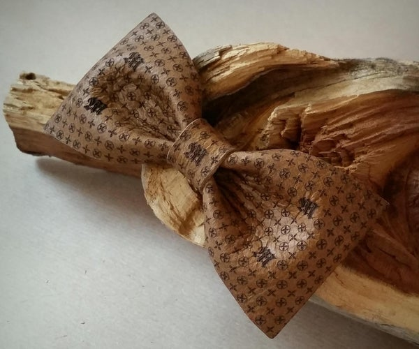 Monogup皮革夹 - 船首领带