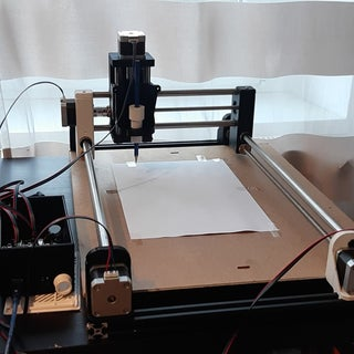 DIY 3D Printed Dremel CNC