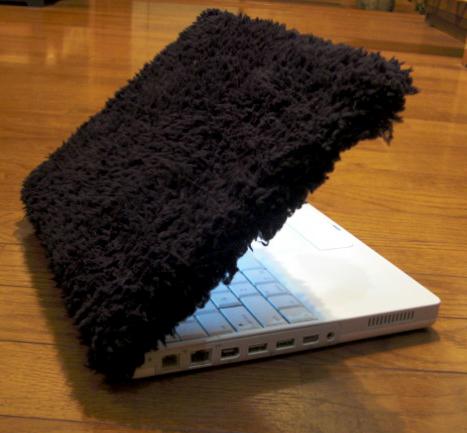 Fur Your Laptop!