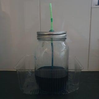 Barometric Mason Jar