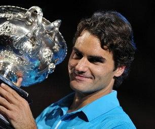 How to Hit Forehands Like Roger Federer