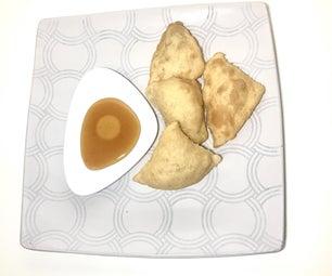 Fried Bread ( Locally Known As Fried Jacks)