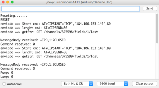 Installing and Testing Arduino Code With Actuators