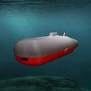 Magnetohydrodyamic Submarine