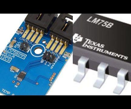 Measurement of Temperature using LM75BIMM and Arduino Nano