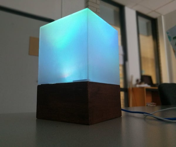 Interactive Touchless Light