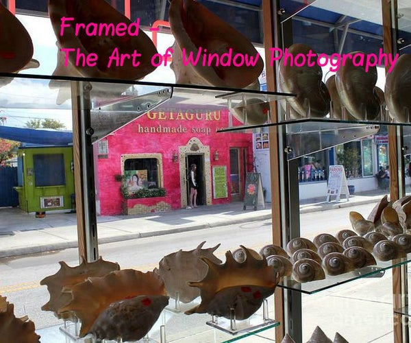 Framed! the Art of Window Photography