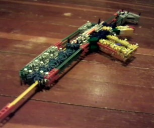Knex XM8, Post or Not??