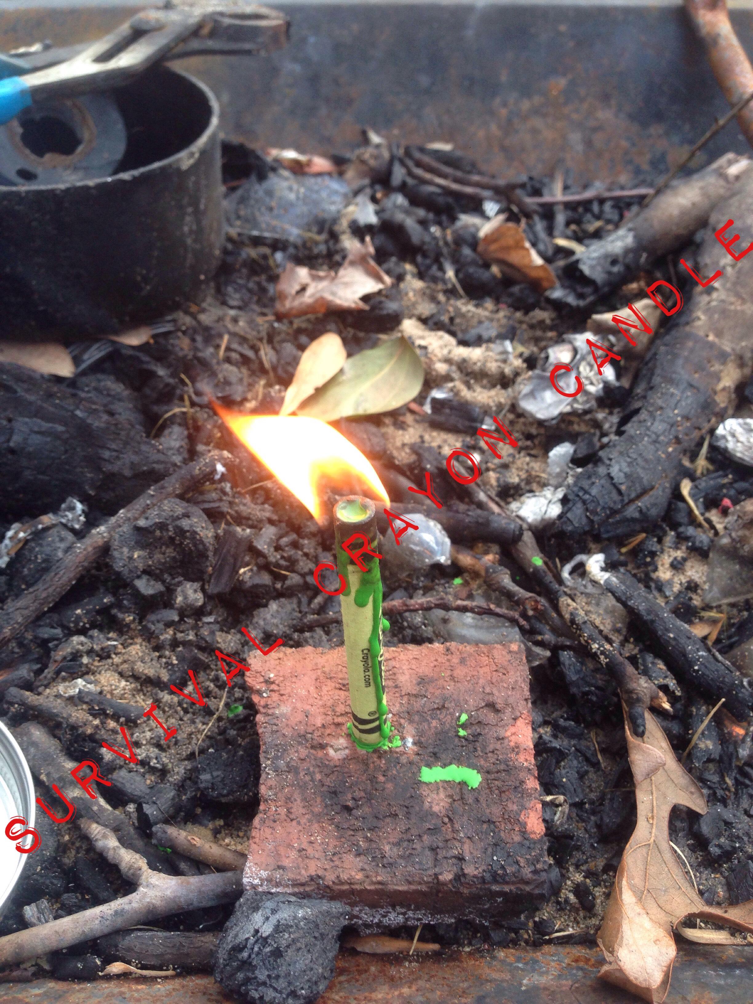 Survival Candles
