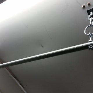 Ceiling Mounted Pull-up Bar
