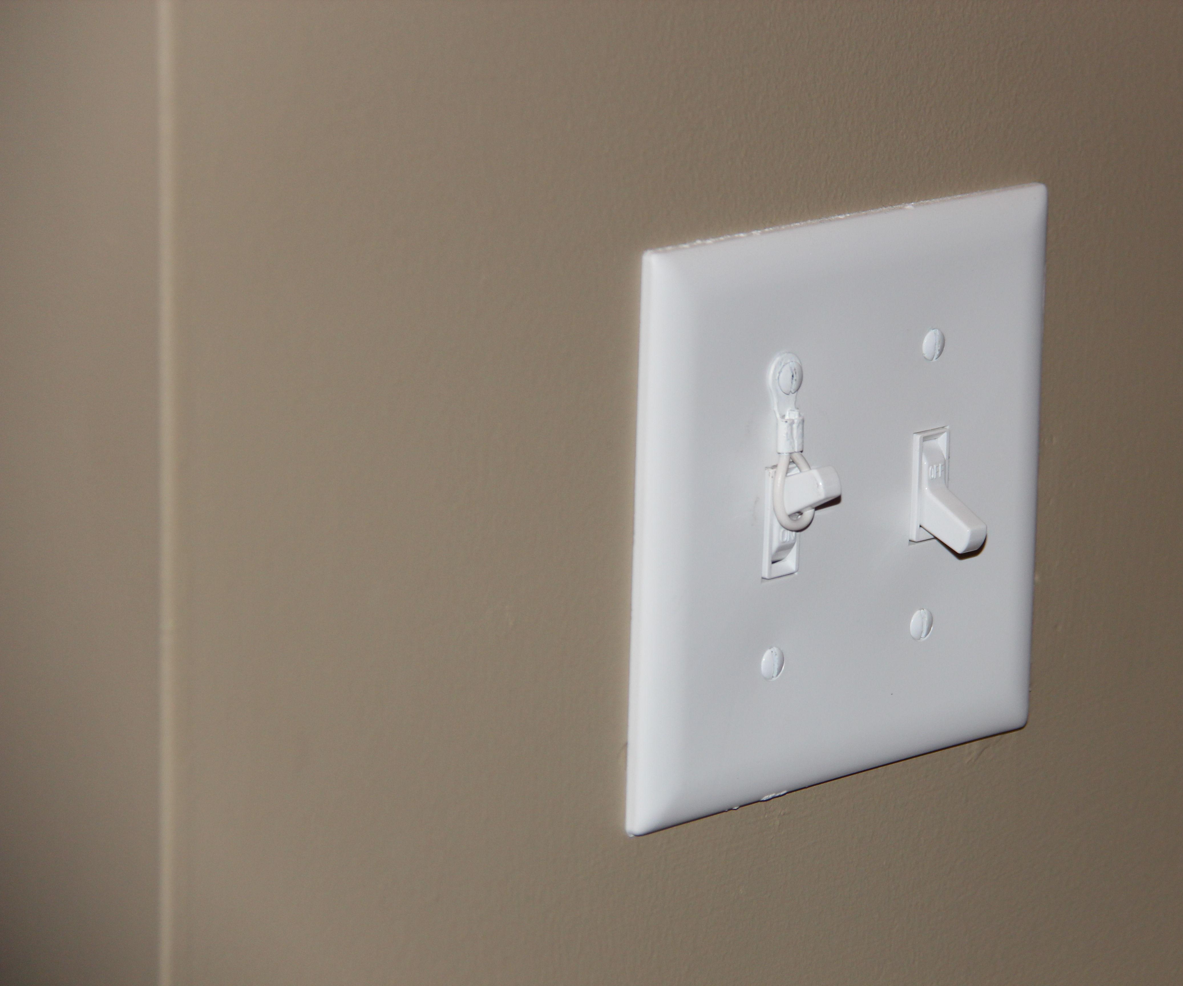 Light Switch Guard