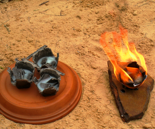How to Make Fire Starters Without Wax.