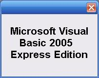 Creating Your First Program In Visual Basic