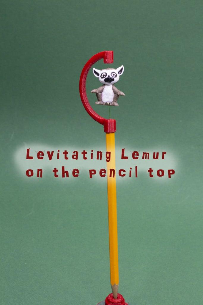 Levitating Lemur