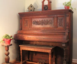 Free Stealth Piano Workbench