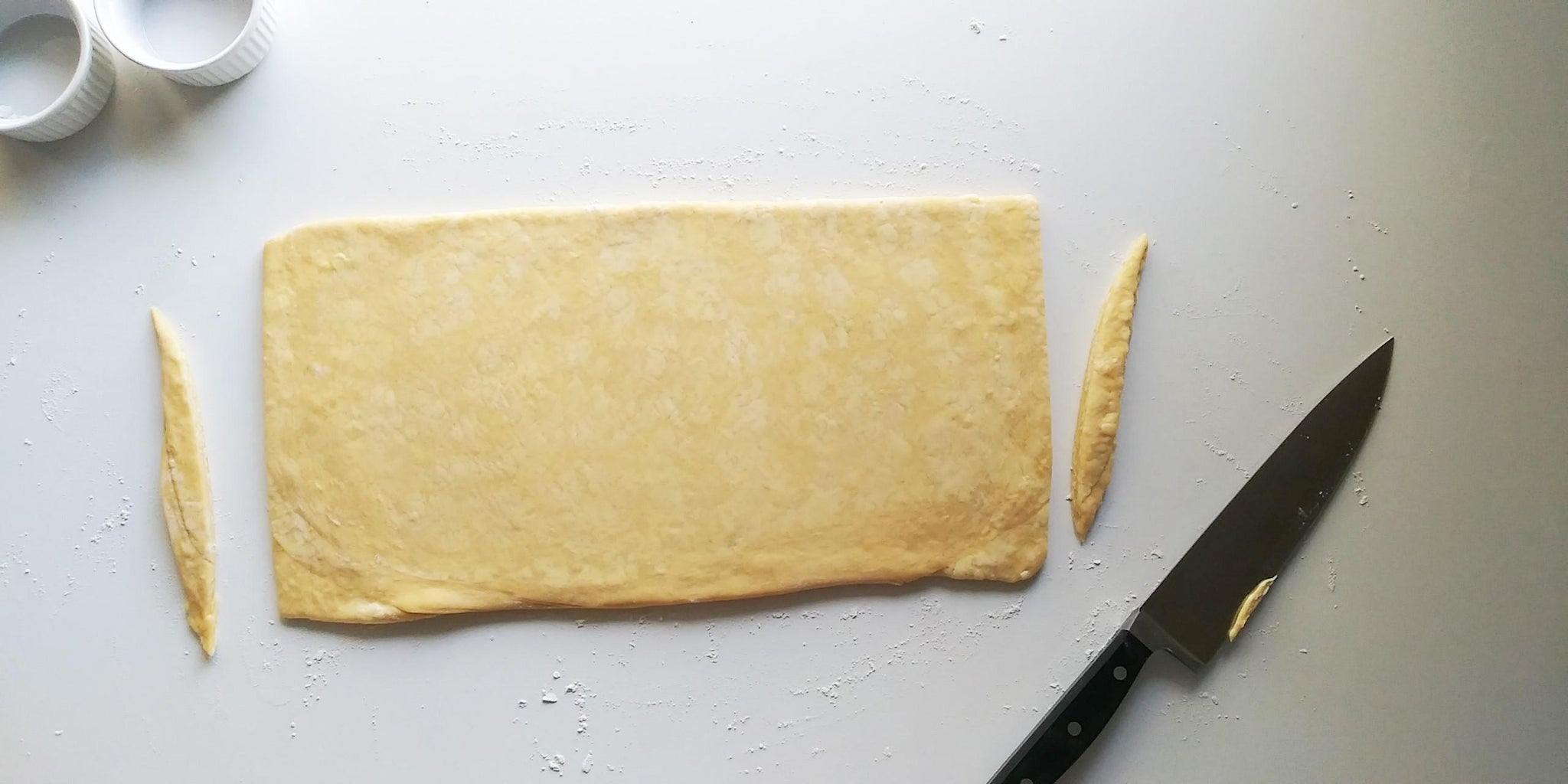 Time to Make the Chignon Croissants