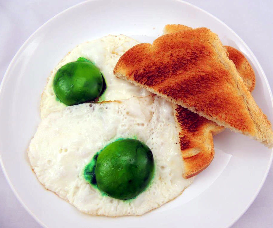 How to Make Green Eggs