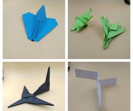 PAPER AIRCRAFTS