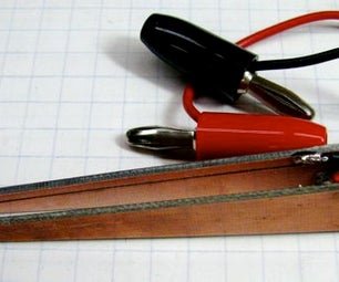 Make Cheap (almost Free) SMD Probe/Tweezers