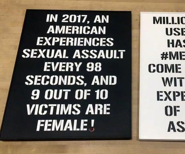 #MeToo Awareness Campaign