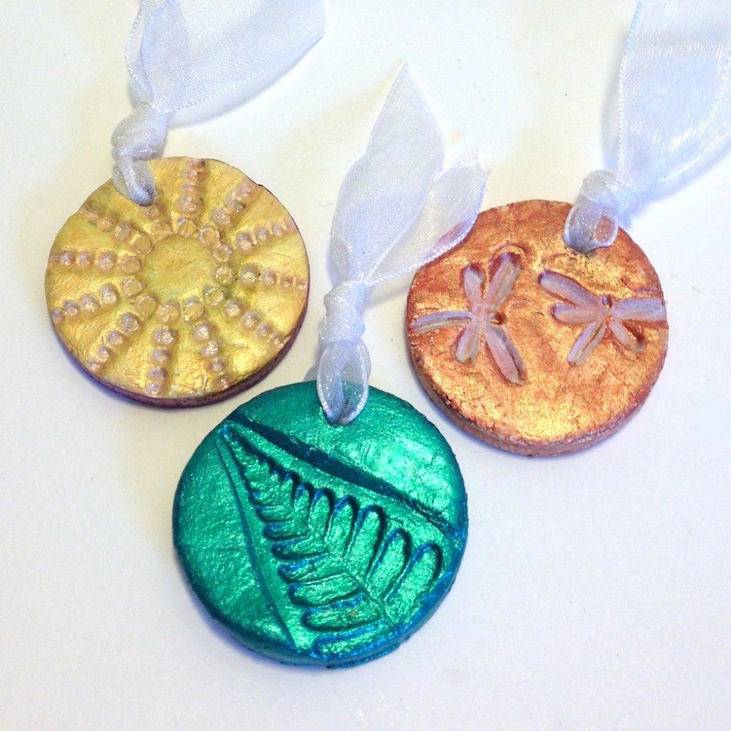 Paint Your Medallions