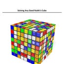 Solving Any Size Rubik's Cube