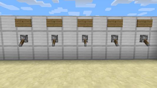 Minecraft Combo Lock, and Door Tutorial.