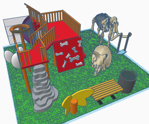 Fossil Playground (Scene)