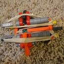 K'nex Guns, Exploding Grenades, and Spy Weopons