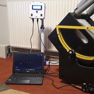 Control Your Telescope Using Stellarium & Arduino