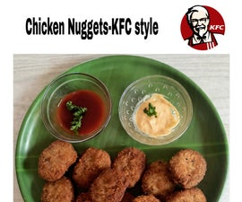 Chicken Nuggets - KFC Style