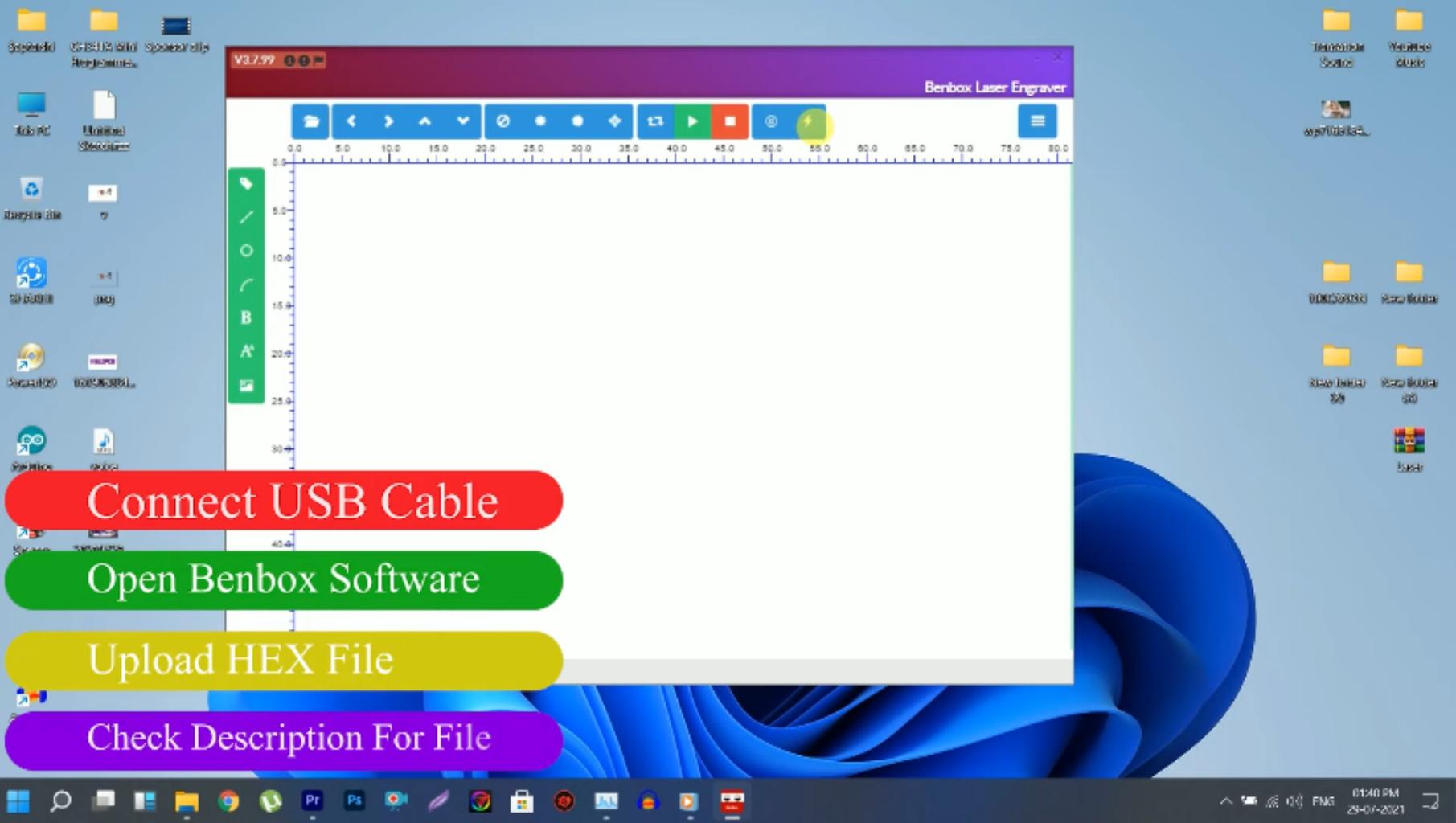Benbox Softwer Configuration