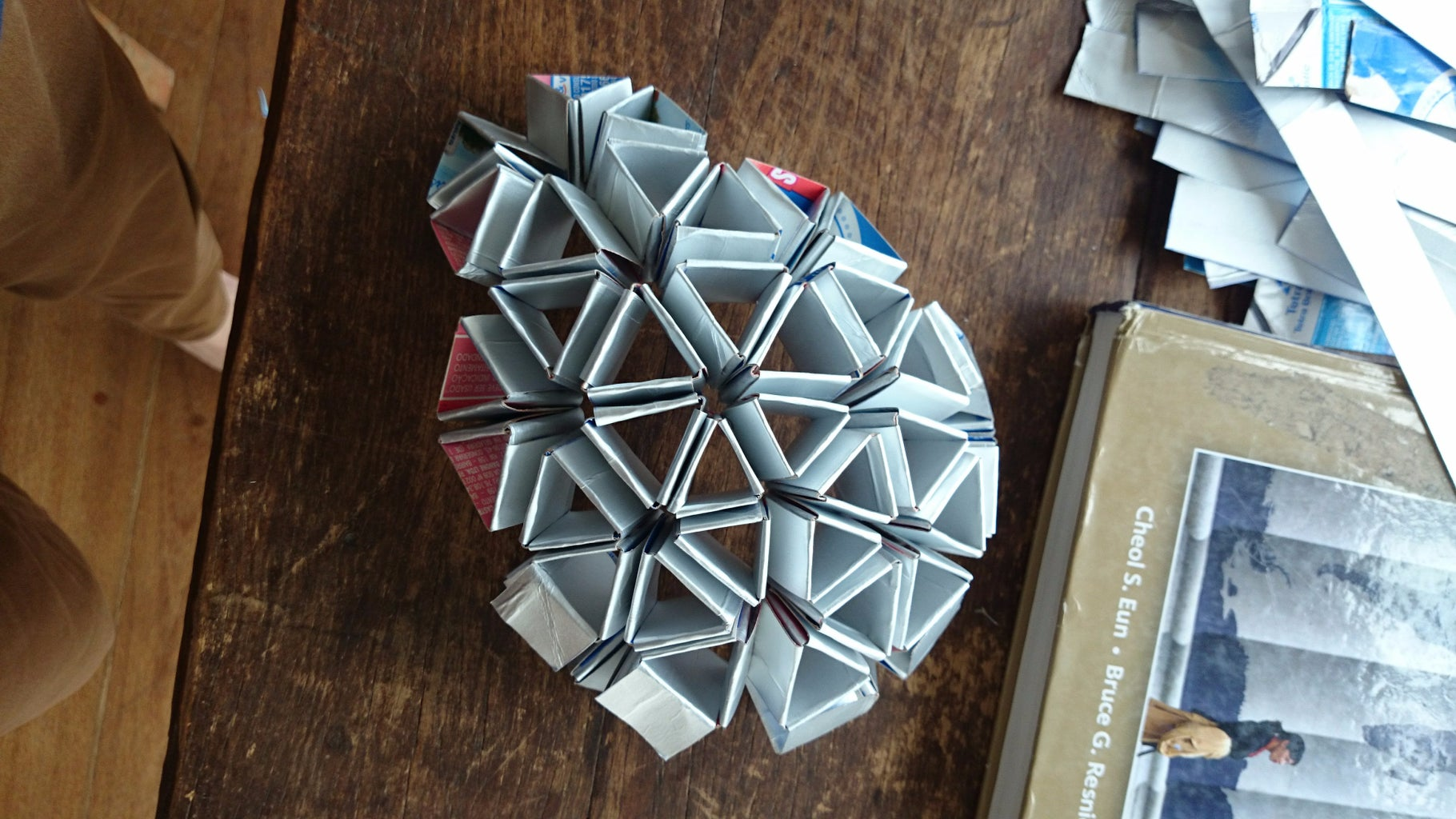 Assemble Hexagons and Pentagons