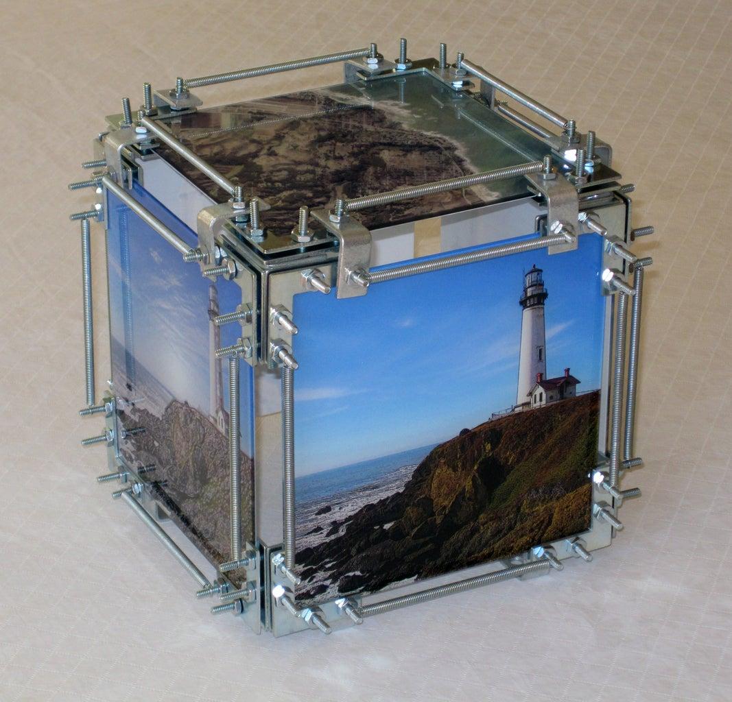 Architectonic Photo Cube