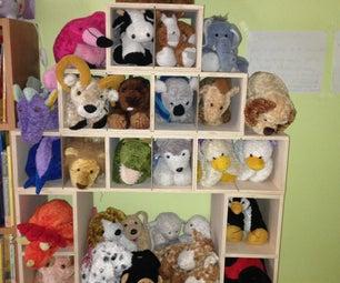 Stuffed Animal Hotel