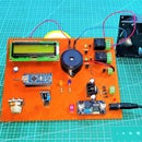 Fire & Gas Detector System With Protection Using Arduino